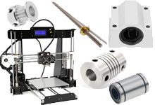 Imprimantes 3D, CNC chez ARDUINO Maroc