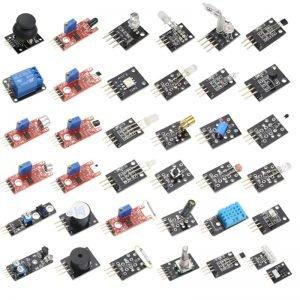 KIT 37 capteurs Arduino MAROC